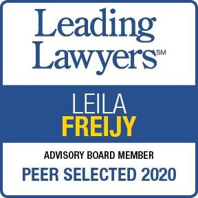 Leading Lawyers Leila Freijy